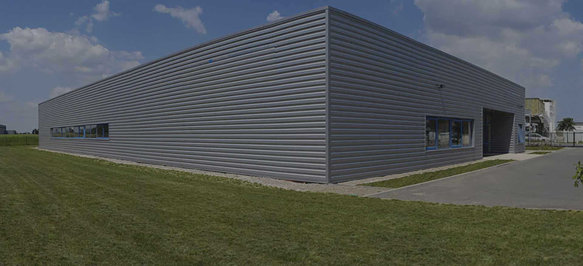 MJP Bardage : votre spécialiste de l'enveloppe du bâtiment